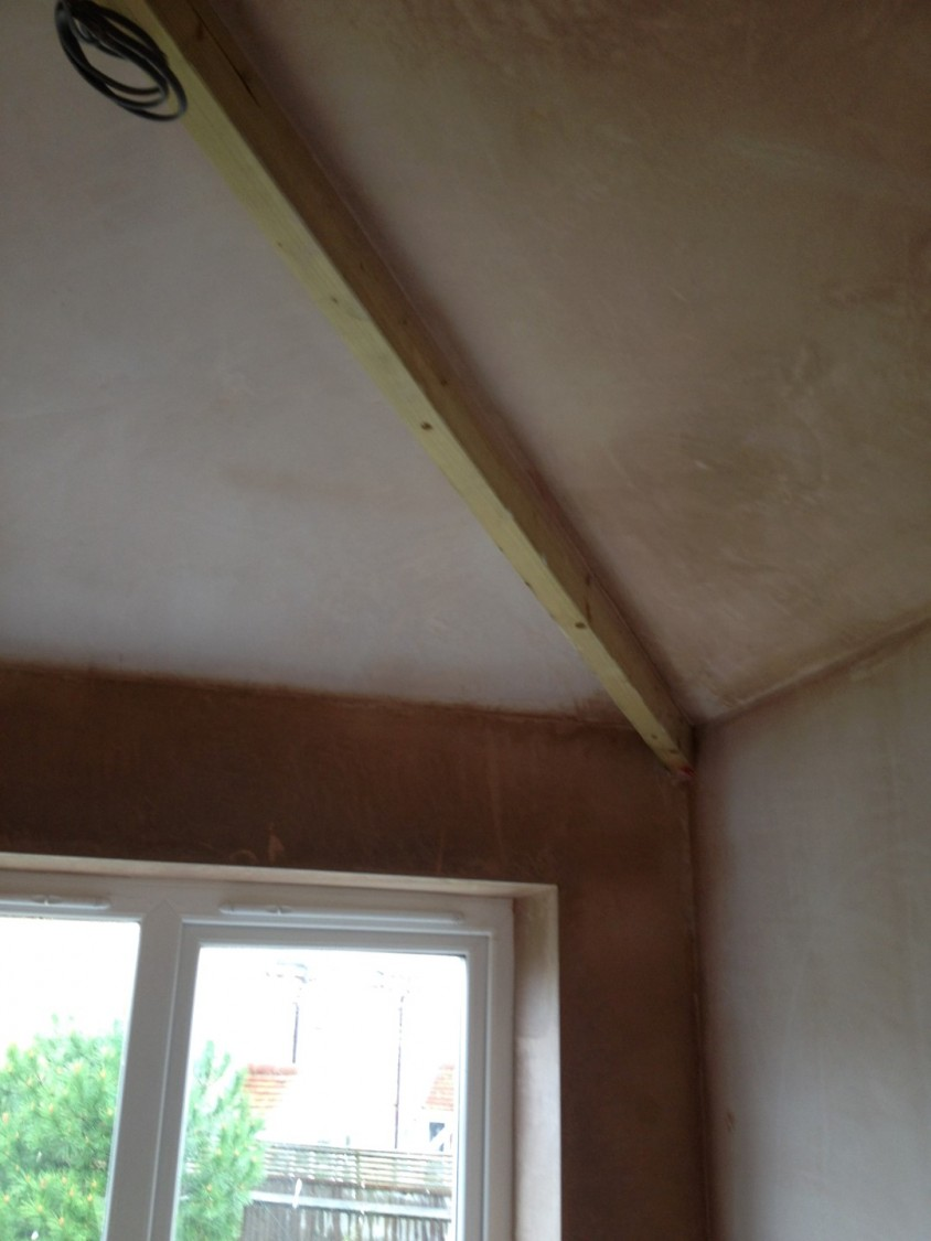 The Grange - Plastering