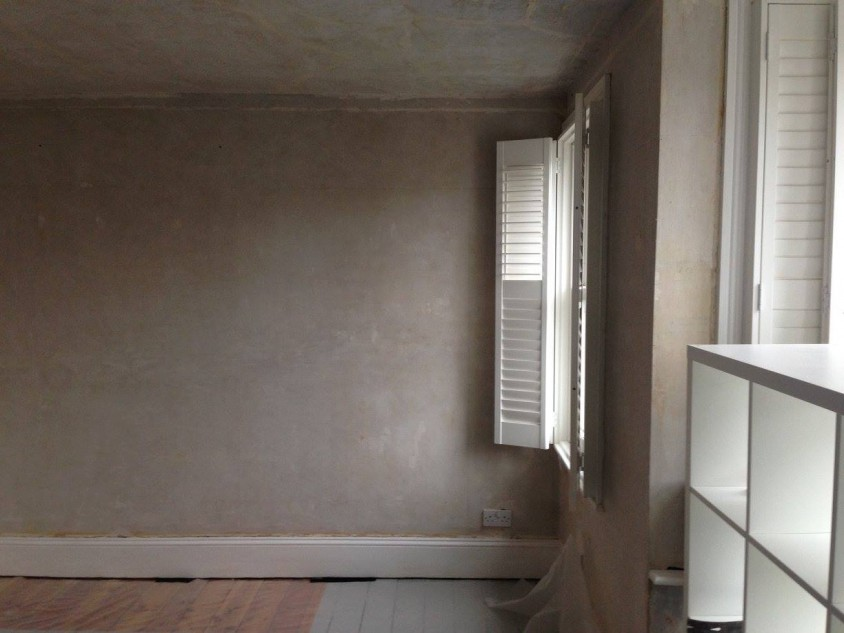 Highfield Road - Plastering